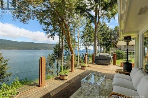 House for sale at 1108 Fairbanks Rd Cowichan Bay British Columbia - MLS: 453584