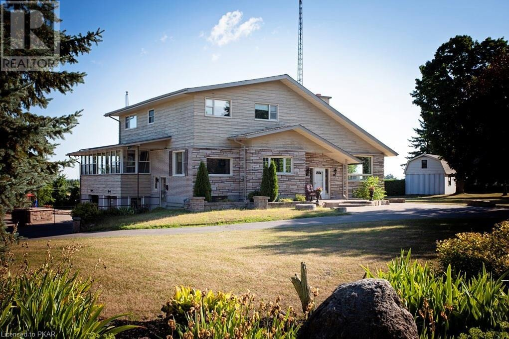 House for sale at 1108 Harrington Line Ennismore Township Ontario - MLS: 40040293