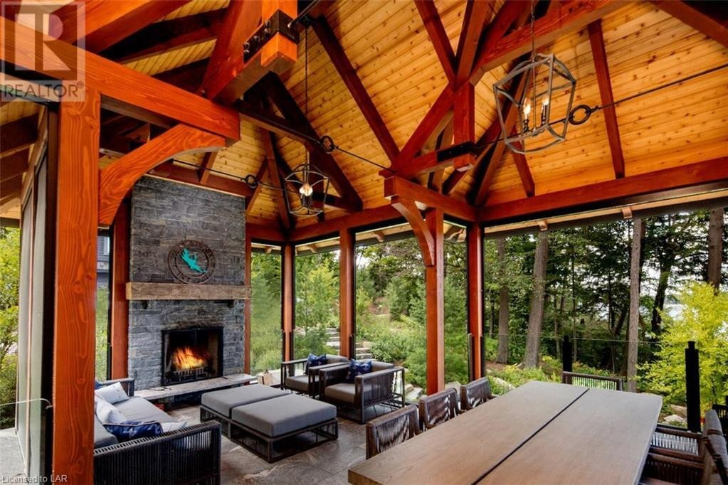 House for sale at 1108 Hemlock Point Side Road Muskoka Lakes Ontario - MLS: 40015315