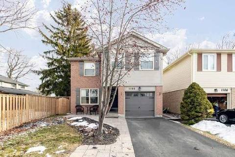 House for sale at 1108 Moorelands Cres Pickering Ontario - MLS: E4696993