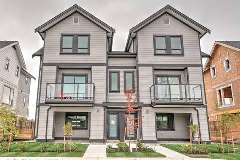 Townhouse for sale at 1108 Salter St New Westminster British Columbia - MLS: R2370843