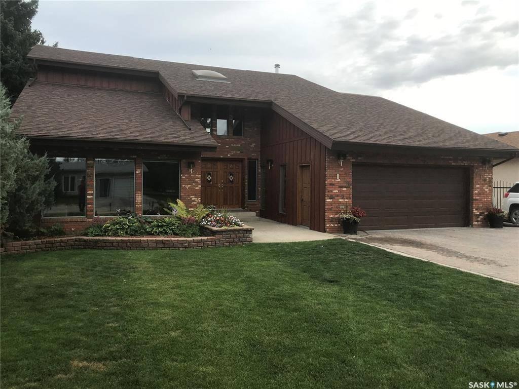 House for sale at 1109 109th Ave Tisdale Saskatchewan - MLS: SK777944