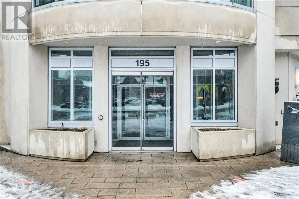 Apartment for rent at 195 Besserer St Unit 1109 Ottawa Ontario - MLS: 1184662