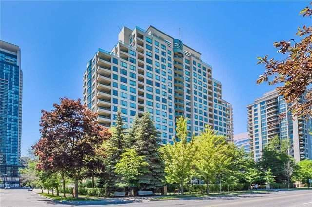 Sold: 1109 - 238 Doris Avenue, Toronto, ON