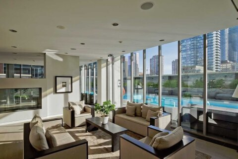 Apartment for rent at 33 Charles St Unit 1109 Toronto Ontario - MLS: C4998122