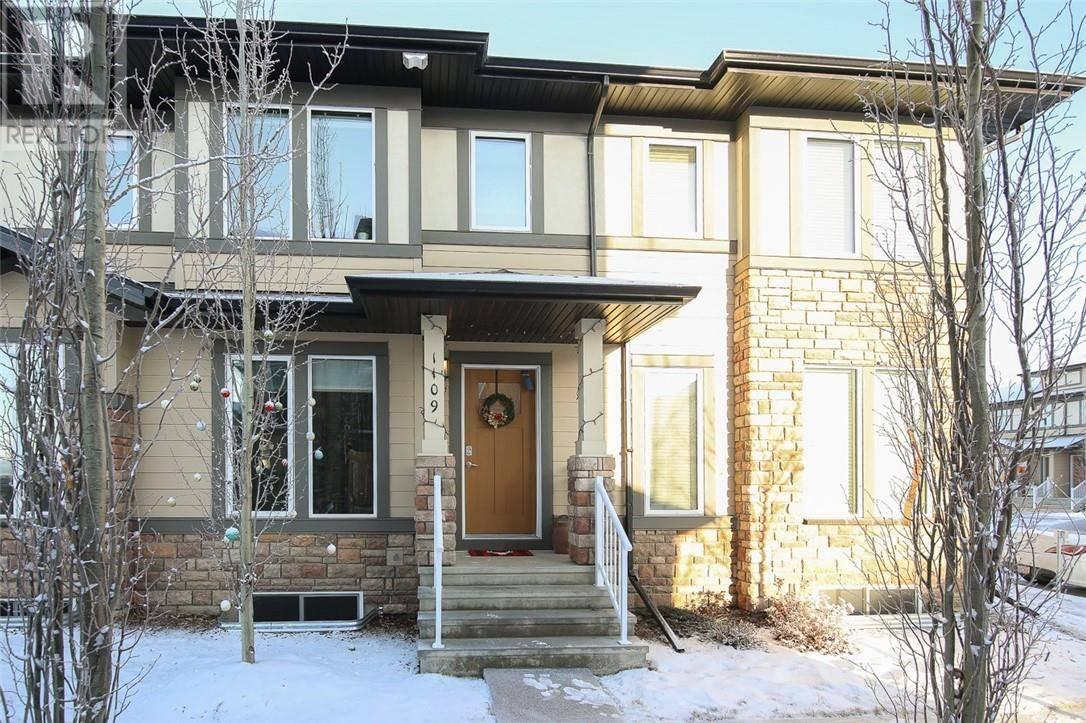 Townhouse for sale at 339 Viscount Dr Unit 1109 Red Deer Alberta - MLS: ca0183781