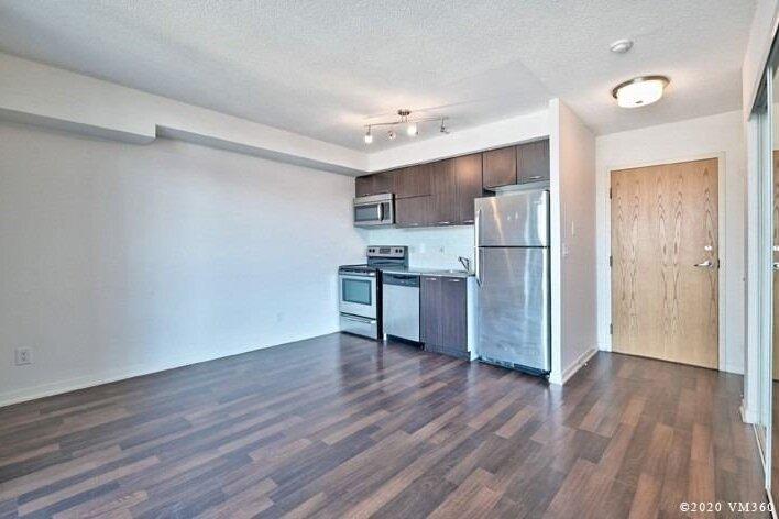 Apartment for rent at 38 Joe Shuster Wy Unit 1109 Toronto Ontario - MLS: C5011650