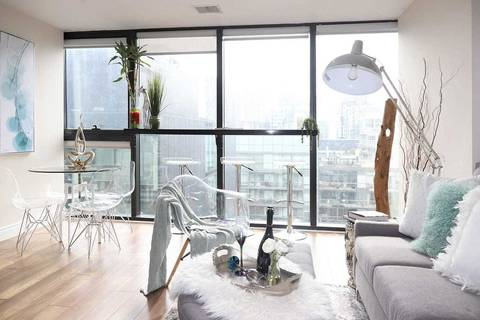 Apartment for rent at 629 King St Unit 1109 Toronto Ontario - MLS: C4676634