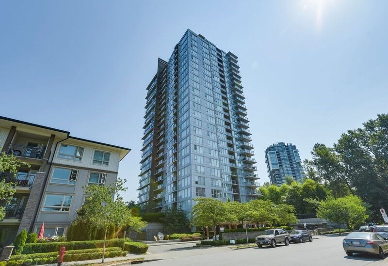 Sold: 1109 - 660 Nootka Way, Port Moody, BC