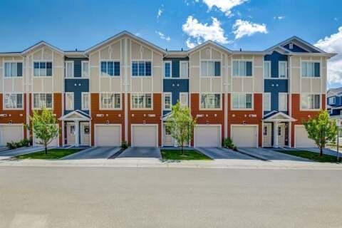 Townhouse for sale at 1109 Evansridge Common NW Calgary Alberta - MLS: A1009218