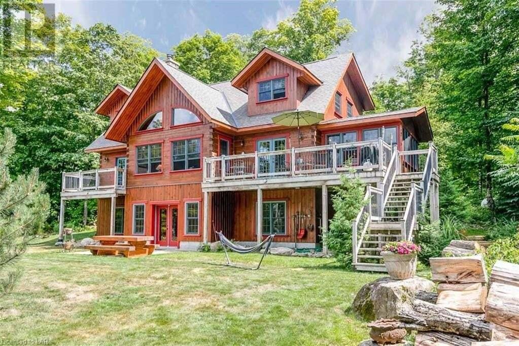 House for sale at 1109 Whispering Pines Tr Bracebridge Ontario - MLS: 259963