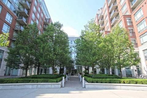 Apartment for rent at 500 Queens Quay Unit 110W Toronto Ontario - MLS: C4651348