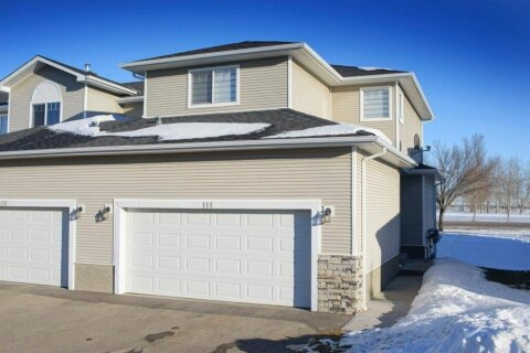 Townhouse for sale at 111 Hillview  Te Strathmore Alberta - MLS: A1057950