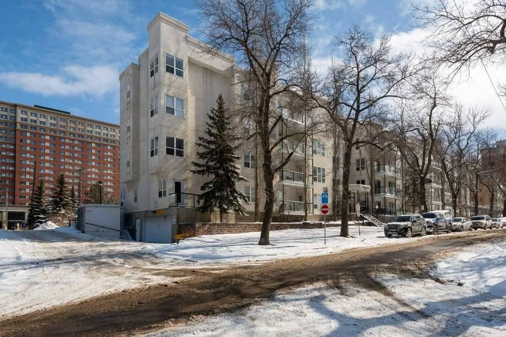 Condo for sale at 10033 110 St Nw Unit 111 Edmonton Alberta - MLS: E4193082