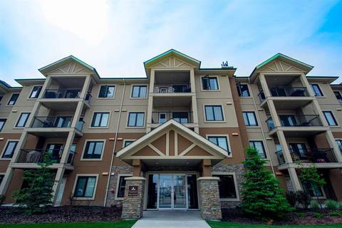 Condo for sale at 1031 173 St Sw Unit 111 Edmonton Alberta - MLS: E4159974