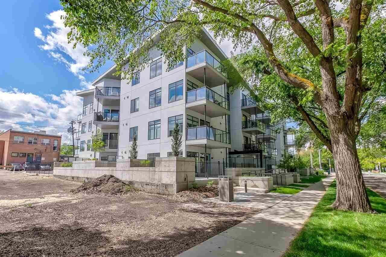 Condo for sale at 10837 83 Av NW Unit 111 Edmonton Alberta - MLS: E4203974