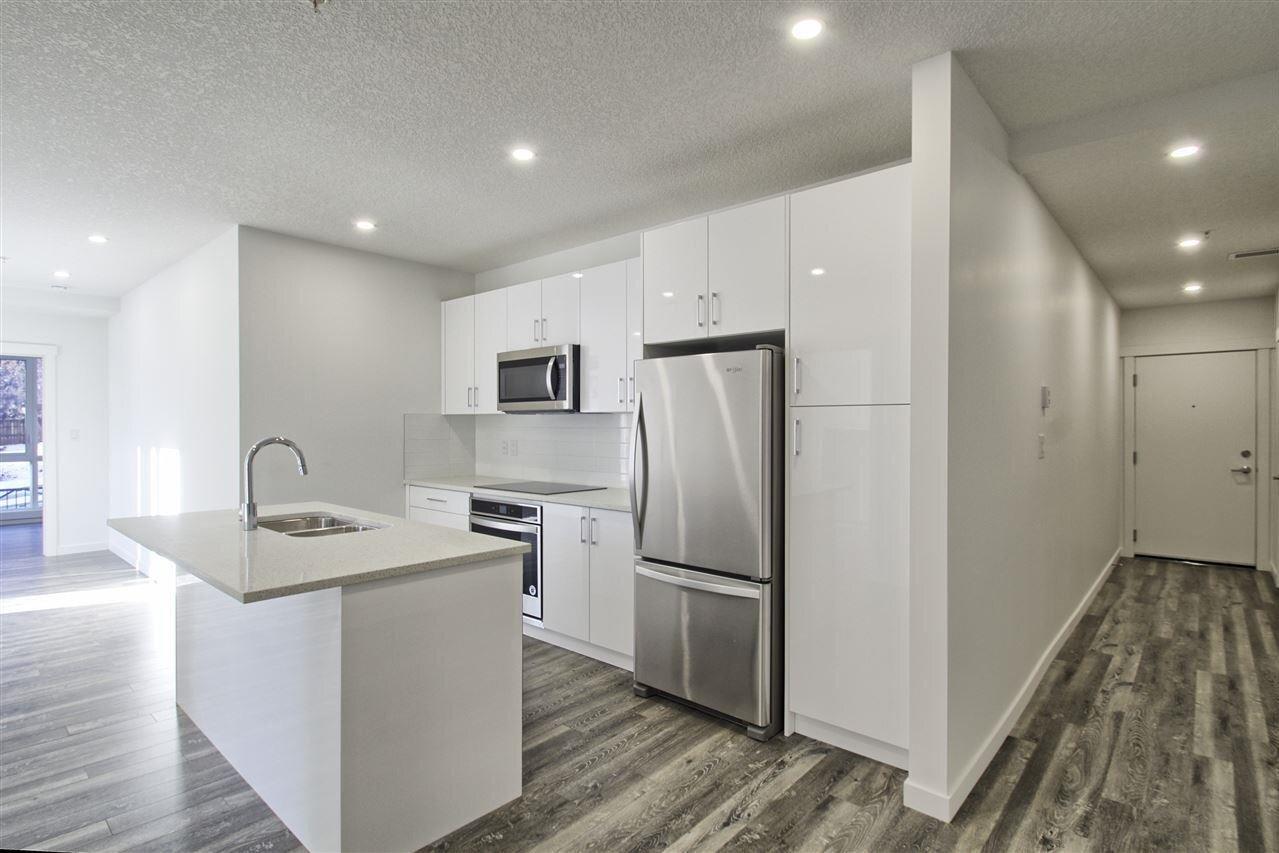 Condo for sale at 11503 76 Av NW Unit 111 Edmonton Alberta - MLS: E4222673