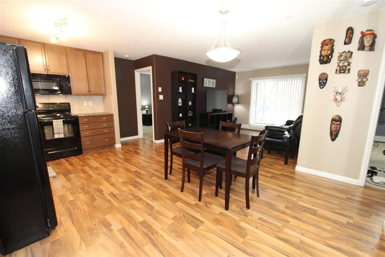 Condo for sale at 1204 156 St NW Unit 111 Edmonton Alberta - MLS: E4196553