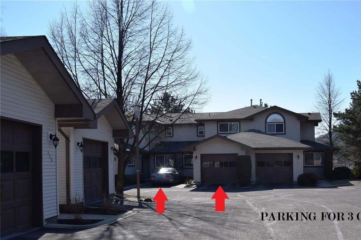 Townhouse for sale at 133 Wyndham Cres Unit 111 Kelowna British Columbia - MLS: 10215327