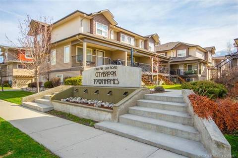 Townhouse for sale at 1355 Findlay Rd Unit 111 Kelowna British Columbia - MLS: 10184497