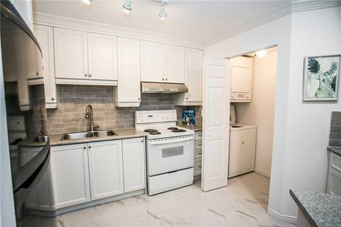 Condo for sale at 1485 Lakeshore Rd Unit 111 Mississauga Ontario - MLS: W4421383