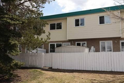 Townhouse for sale at 16428 109 St Nw Unit 111 Edmonton Alberta - MLS: E4156871