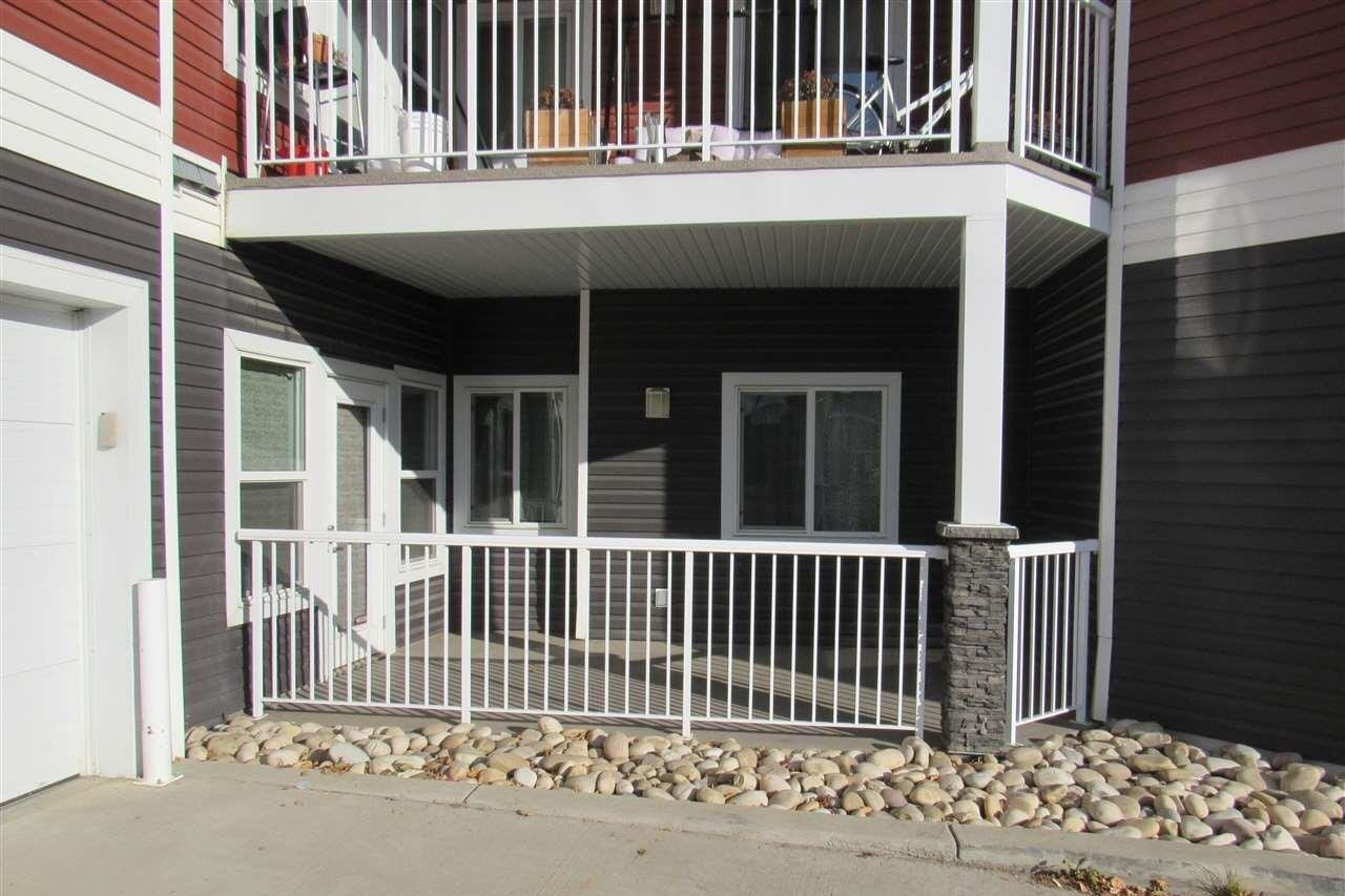 Condo for sale at 1820 Rutherford Rd SW Unit 111 Edmonton Alberta - MLS: E4219067