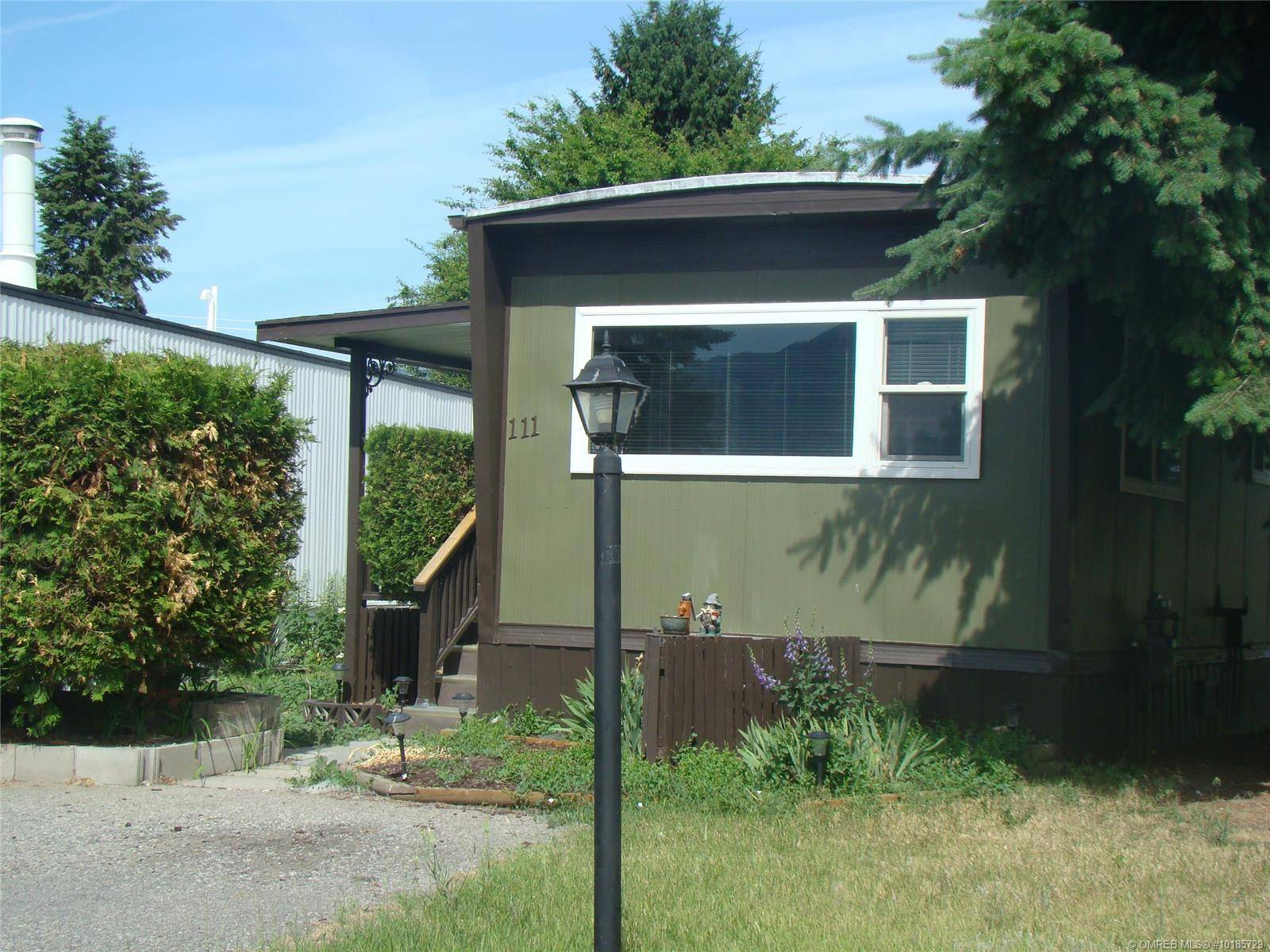 Residential property for sale at 1880 Old Boucherie Rd Unit 111 Westbank British Columbia - MLS: 10185729