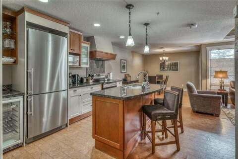Condo for sale at 191 Kananaskis Wy Unit 111 Canmore Alberta - MLS: C4288356