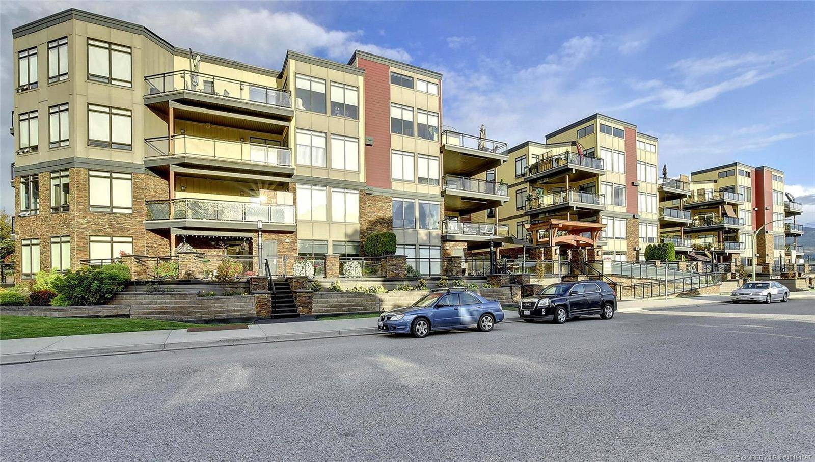 Condo for sale at 1933 Ambrosi Rd Unit 111 Kelowna British Columbia - MLS: 10191597