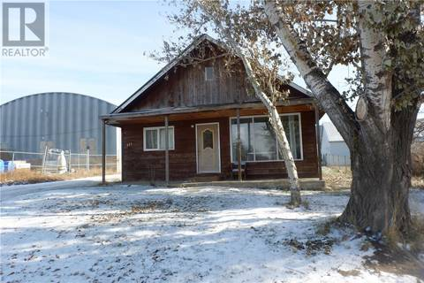 House for sale at 111 1st St W Coronach Saskatchewan - MLS: SK791244