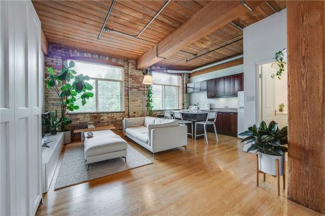 Sold: 111 - 24 Noble Street, Toronto, ON