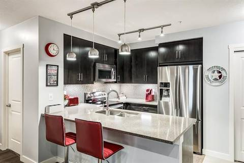 Condo for sale at 25 Auburn Meadows Ave Southeast Unit 111 Calgary Alberta - MLS: C4286049