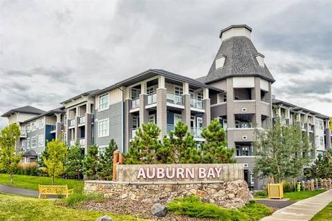 Condo for sale at 25 Auburn Meadows Ave Southeast Unit 111 Calgary Alberta - MLS: C4292664