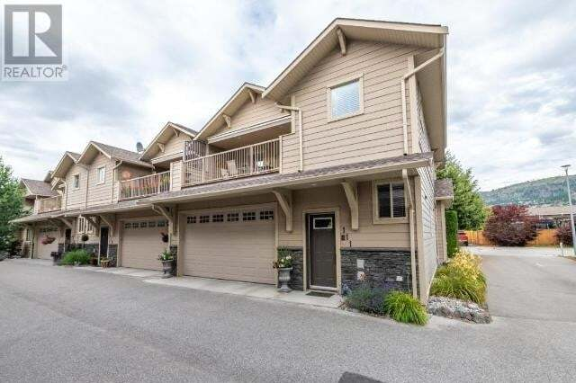 Townhouse for sale at 2629 Cornwall Dr Unit 111 Penticton British Columbia - MLS: 184686