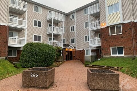 Condo for sale at 268 Lorry Greenberg Dr Unit 111 Ottawa Ontario - MLS: 1217377