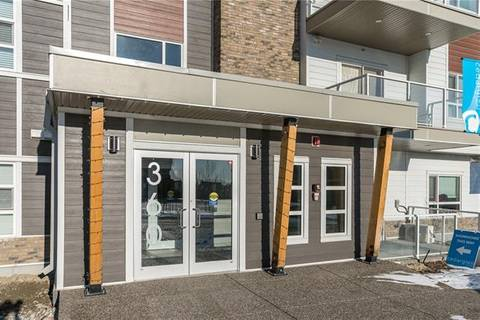 Condo for sale at 360 Harvest Hills Common Northeast Unit 111 Calgary Alberta - MLS: C4278623
