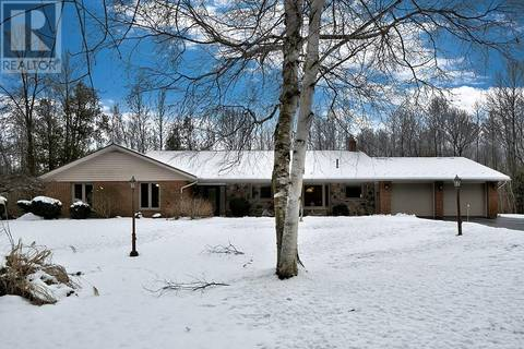 House for sale at 111 4 Concession Port Elgin Ontario - MLS: 166287