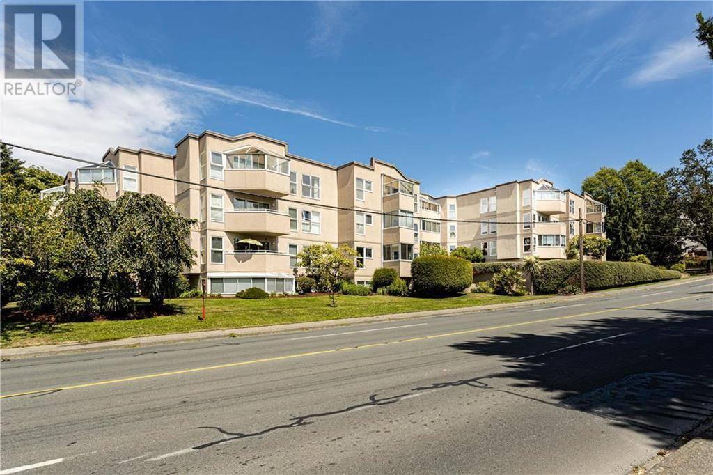 Condo for sale at 40 Gorge Rd W Unit 111 Victoria British Columbia - MLS: 417671