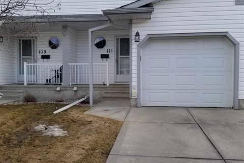 Townhouse for sale at 4302 48 St Unit 111 Leduc Alberta - MLS: E4144902