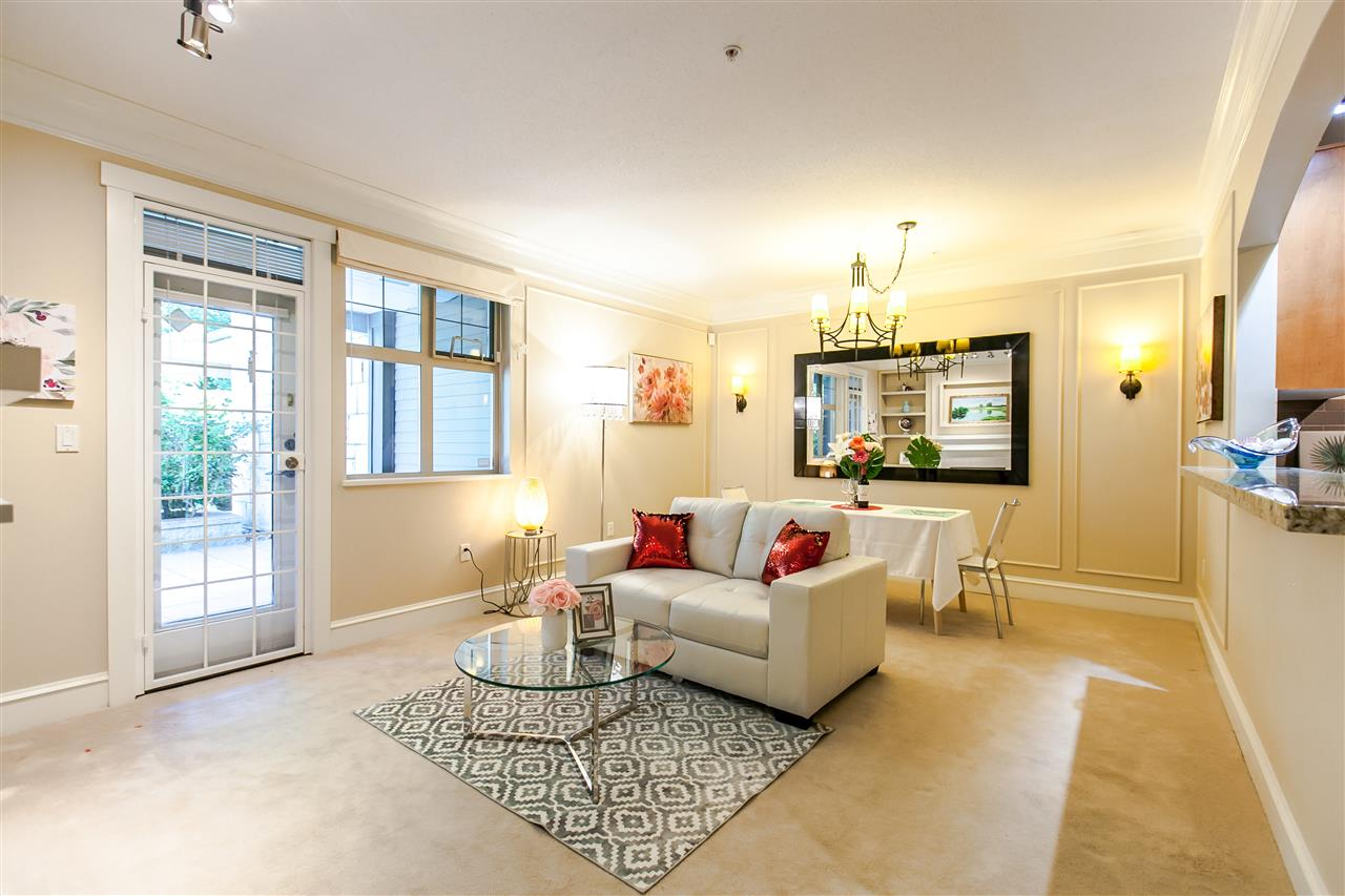 For Sale: 111 - 4885 Valley Drive, Vancouver, BC | 3 Bed, 2 Bath Condo for $1,288,000. See 20 photos!