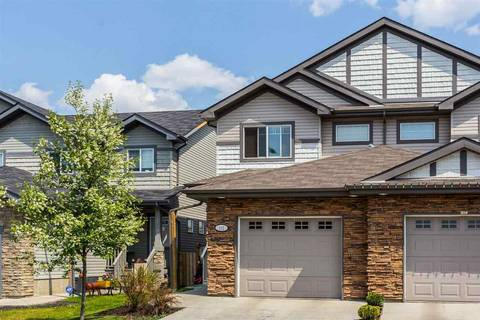 Townhouse for sale at 111 51 St Sw Edmonton Alberta - MLS: E4159167