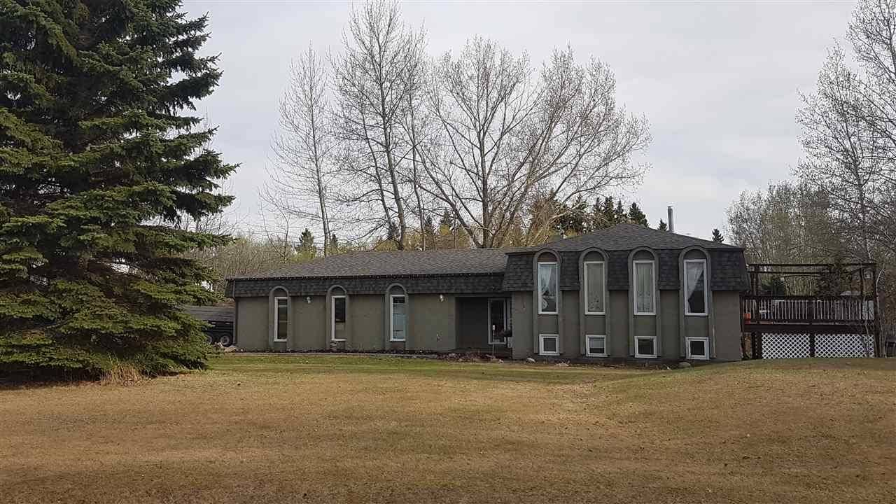 House for sale at 52508 Rge Rd Unit 111 Rural Parkland County Alberta - MLS: E4196291