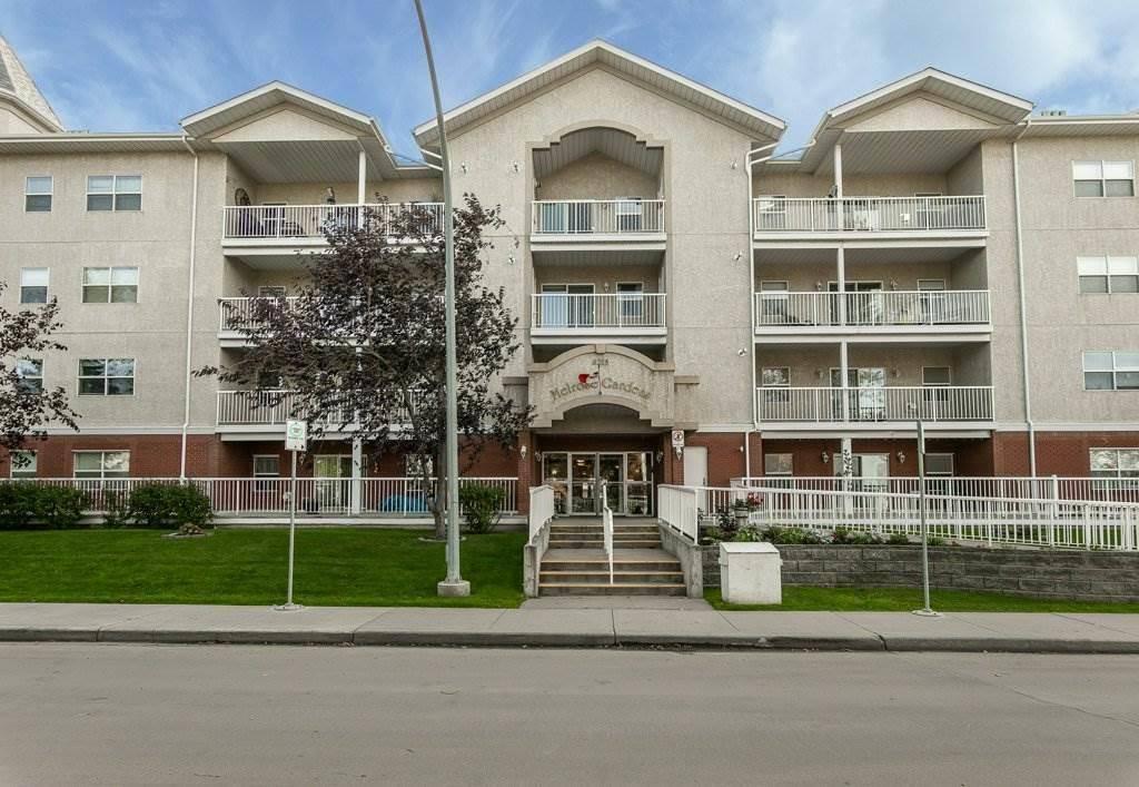 Condo for sale at 8215 84 Ave Nw Unit 111 Edmonton Alberta - MLS: E4174962
