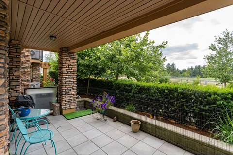 Condo for sale at 8258 207a St Unit 111 Langley British Columbia - MLS: R2380858