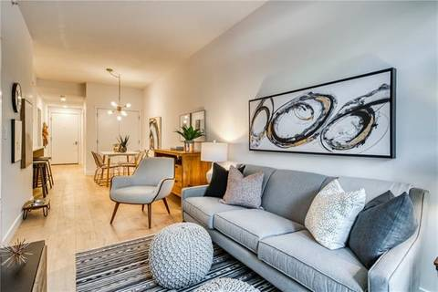 Condo for sale at 88 9 St Northeast Unit 111 Calgary Alberta - MLS: C4281275