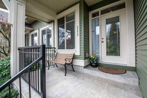 Townhouse for sale at 9270 Edward St Unit 111 Chilliwack British Columbia - MLS: R2359588