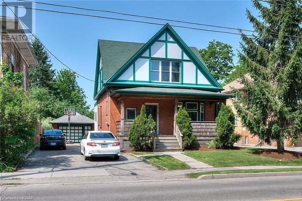 Townhouse for sale at 111 Albert St Waterloo Ontario - MLS: 40022557