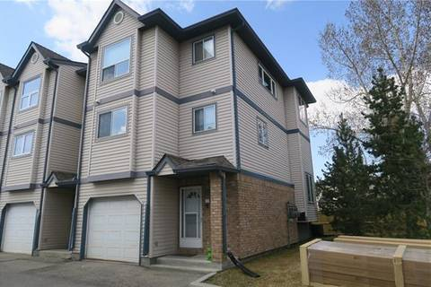 Townhouse for sale at 111 Anderson Gr Southwest Calgary Alberta - MLS: C4241907