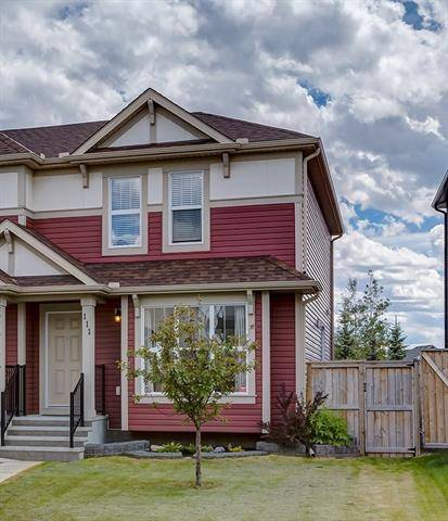 Townhouse for sale at 111 Autumn Green Southeast Calgary Alberta - MLS: C4281474